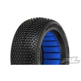 Pro-Line 9039.003 Däck Blockade X3 (Soft) Off-Road 1:8 Buggy Tires, for Front or Rear, 1 par