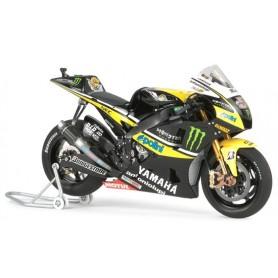 Tamiya 14119 Motorcykel Yamaha YZR-M1 2009, Monster Yamaha Tech 3