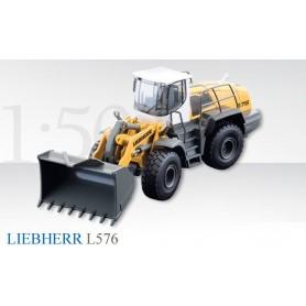 Conrad 24430 Hjullastare Liebherr L 576