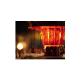 """Faller 180712 Mikrobelysning """"atmosfäriskt ljus som skiftar långsamt i olika färger"""""""