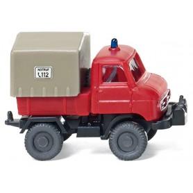 "Wiking 97202 Unimog 411 ""Fire Service"""