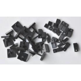 Symoba 207 Storpack med kortkoppelkulisser och NEM-schakt, böjd