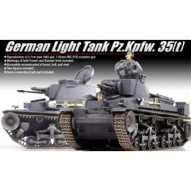 Academy 13280 Tanks German Light Tank Pz.Kpfw. 35(t)