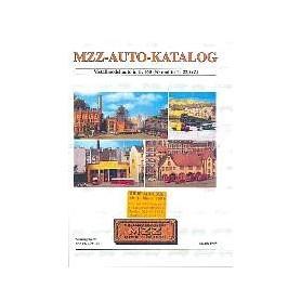 Media KAT154 MZZ Katalog för metallfordon