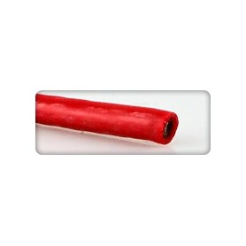Castle 011003100 Silikonkabel, röd, 10AWG, längd 90 cm