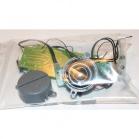 Hobby Trade 99946 Kretskort, med 21-polig kontakt, med 1 högtalare och 2 st högtalarburkar, LED belysningskort på varje sida,...