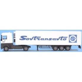 """AMW 60015 Renault AE Bil & Kyltrailer """"Sovtransavto"""""""