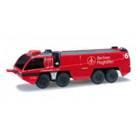 """Herpa 090377 Rosenbauer Design Panther """"Berlin airport fire department"""""""