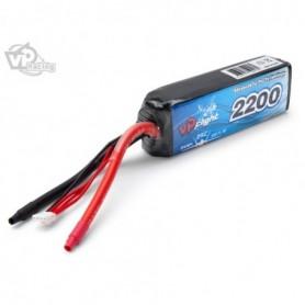 Vapex VP94180 Li-Po 11.1V 2200 mAh 25C/24Wh Flyg, Softcase, utan kontakt, 1 st