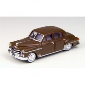 CMW 30329 Plymouth 4 Door Sedan 1950, Trinidad Brown