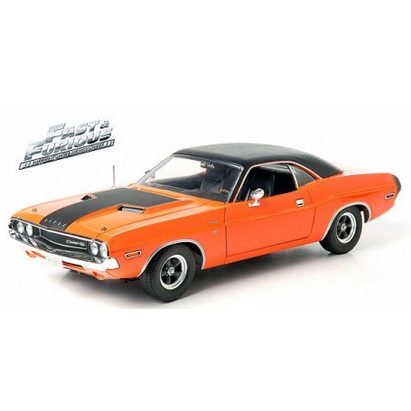 "Greenlight 12947 Darden's 1970 Dodge Challenger R/T ""Fast & Furious"""