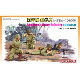 "Dragon 6555 Figurer Japanese Army Infantry ""Peleliu 1944"""