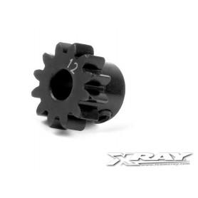 XRay 355712 Pinion, 12t, XB9e, Mod 1, 1 st