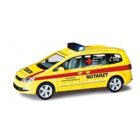 "Herpa 091084 VW Sharan NEF ""Lüchow German Red Cross"""