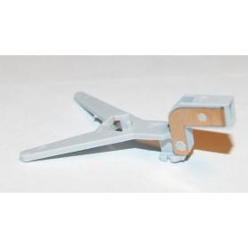 Märklin 374060 Koppelficka för märklins ICE, 1 st, grå