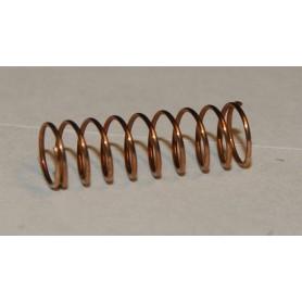 Märklin 765660 Tryckfjäder, längd 14 mm, diameter 4.4 mm, 1 st
