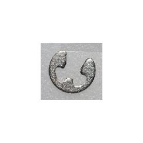 Märklin 608090 Spårryttare DIN 6799, tjocklek, för axelbredd 1,2 mm, silver, 1 st