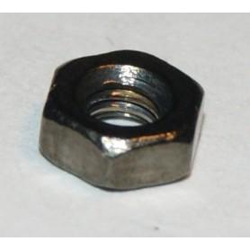 Märklin 492880 Sexkantsmutter M3, tjocklek 2,3 mm, skalle 5,5 mm, 1 st