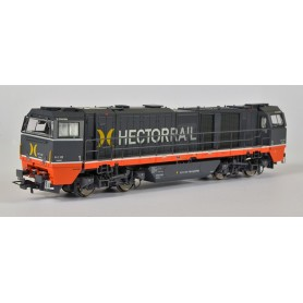 """B Models 45941.4 Diesellok """"Hector Rail"""" klass 941 (G2000), driftnummer 941.102 Loknamn """"Leone"""" (92 74 1 941 102-4 S-HCTOR)"""