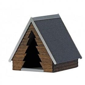 Busch 1561 Skyddshydda i trä