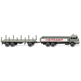 "Wiking 50201 Krupp Tungtransport ""Heitkamp"""