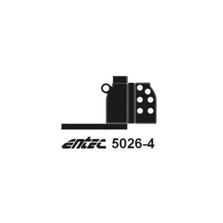 Entec 5026-4 Huvuddvärgsignaler, 6-skens, (+1), 4-p.