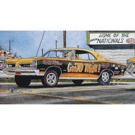 Revell 4037 Pontiac GTO 1966 Royal