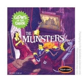 """Polar Lights 835 """"The Munsters"""", byggsats av TV`s mest kända monster"""