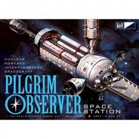 "MPC 713 Space Station ""Pilgrim Observer"""