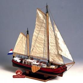 Constructo 80831 Silhouet Cargo Boat 1893