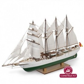 Constructo 80568 Training Ship J.S. Elcano