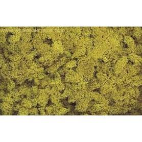 Woodland Scenics T34 Turf, extra grov, gult gräs, 15 gram i påse