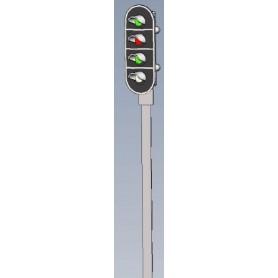 Jeco 92004 Signal SJ, svensk, 4-ljus, 1 st