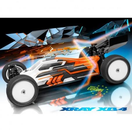 XRay 360001 Xray XB4 2014 SPEC 4WD El-buggy 1:10