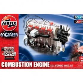 """Airfix 42509 Förbränningsmotor med ljus och ljud """"Combustion engine"""""""