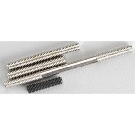 Traxxas 2537 Threaded Rods 20/25/44mm, 1 set