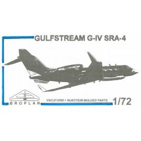 Broplan MS54 Flygplan Gulfstream G-IV SRA-4
