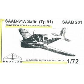 Broplan MS56 Conversion kit for SAAB-91A Safir Tp 91