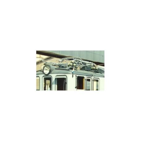 Entec 1101-1F PKB, m trissol färdig, grå