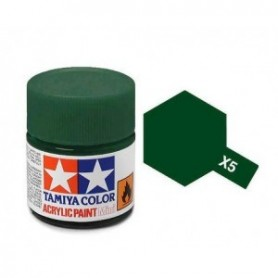 Tamiya 81505 X-5 Green