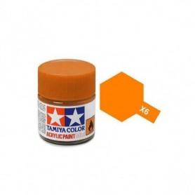 Tamiya 81506 X-6 Orange