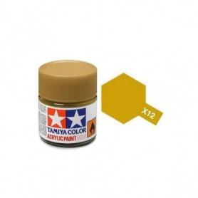 Tamiya 81512 X-12 Gold Leaf
