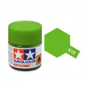 Tamiya 81515 X-15 Light Green