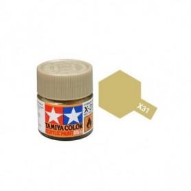 Tamiya 81531 X-31 Titan Gold