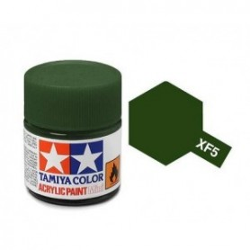 Tamiya 81705 XF-5 Flat Green