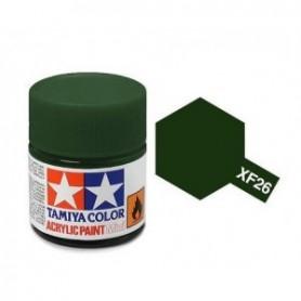 Tamiya 81726 XF-26 Deep Green