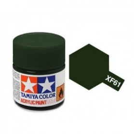 Tamiya 81761 XF-61 Dark Green
