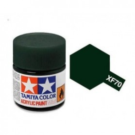 Tamiya 81770 XF-70 Dark Green 2
