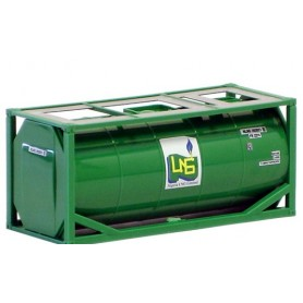 """Herpa 491036 Tankcontainer 20 fots """"LNG"""""""