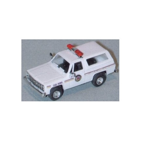 "Trident 90211 Chevrolet Blazer ""North Dakota Highway Patrol"""
